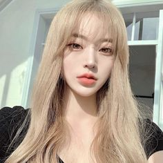 Find images and videos about girl, cute and pretty on We Heart It - the app to get lost in what you love. Korean Girl Image, Cute Korean Girl, Korean Beauty Girls, Asian Beauty, Hair Color Streaks, Pretty Asian Girl, Ulzzang Korean Girl, Uzzlang Girl, Bad Girl Aesthetic