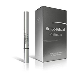 Botoceutical Platinum Swiss Biotechnology Serum for Deep Wrinkles 016 oz * Be sure to check out this awesome product.(This is an Amazon affiliate link and I receive a commission for the sales)