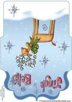 CHRISTMAS MONEY WALLET ENVELOPE Santa Star on Craftsuprint ...
