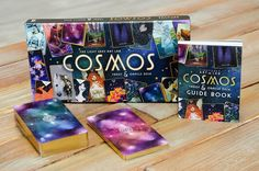 Cosmos Tarot & Oracle Deck