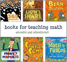 Math for Kids-- Best Childrens Books / Picture Books