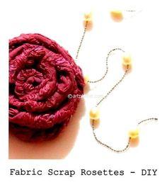 Fabric_Scrap_Rosette
