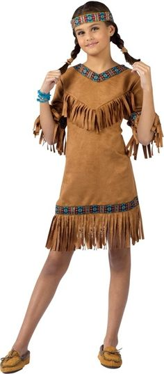 Sexy Cherokee Indian Costume