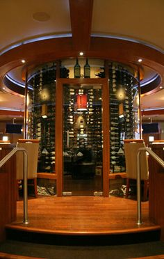 Vintageview Wine Storage System | Redwater Rustic Grill - Calgary, CAN | BDNY 2014