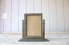Vintage Swivel Picture Frame // Photo Display by genrestoration, $18.00