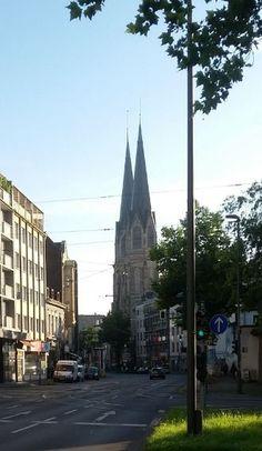 Kirche an der Oststraße, Düsseldorf - Foto: S. Hopp