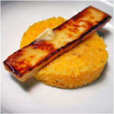 RECEITA: Cuscuz de milho com queijo de coalho