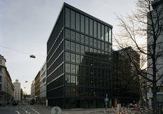 Peter Märkli - Bürogebäude Picassoplatz, Basel  2008