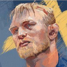 Alexander Gustafsson - MMA fighter