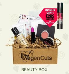 Test + Try =Results : VeganCut A Box Of Goodies!