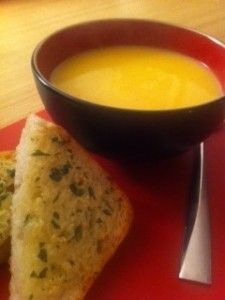 Butternut Squash Soup Recipe for Kids