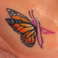Breast cancer awareness...always with me.