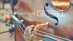 como instalar instagram