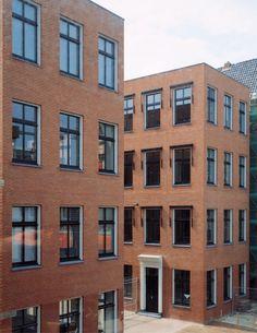 Giorgio Grassi | Biblioteca | Groningen, Holanda | 1990-1992
