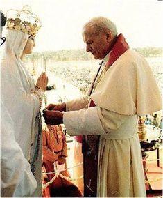 Saint Jean Paul Ii, Pope John Paul Ii, Paul 2, Saint John, Jesus Etc, Juan Pablo Ll, Catholic Saints, Roman Catholic, Mama Mary
