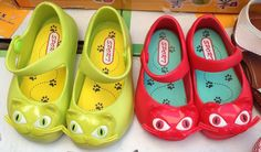 Cool kiddie cat shoes