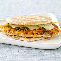 WeightWatchers.com: Weight Watchers Recipe - Thai Grilled Chicken Sandwich
