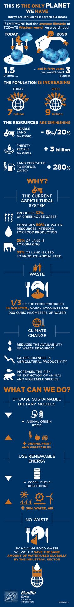 .Barilla is doing some great work (and making a significant investment) in reducing food waste. Visit the Barilla/World Environment Day website to learn more.