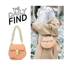 """""""Daily Find: Chloé Bag"""" by polyvore-editorial ❤ liked on Polyvore featuring Chloé and DailyFind"""