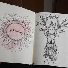 #bulletjournal #lettering #bujo #calligraphy #bujolover #bujojunkies #bujoinspiration #bujocommunity #leuchtturm1917bulletjournal #journal #pink #deer #bulletjournalitalia #bujojunkies