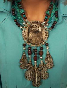 "Wonderful ""Majestic"" Necklace from Maverick Rose Jewelry"