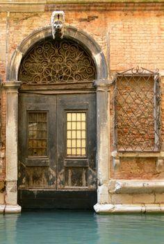 #Door in Venice ~ Italy