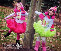 Lime Green Sweetheart Pettiskirts by Dreamspun by DreamSpunKids, $65.00