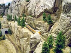 model railroad setups amazing - Google Search