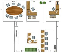 RB Office Layout 2002