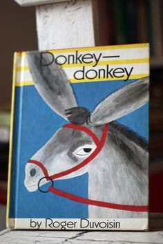 One of my faves growing up!:) Donkey-donkey