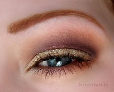 Champagne Wishes http://www.makeupbee.com/look_Champagne-Wishes_45769