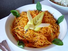 French Riverboat Cruise Food Art