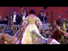 Rocking Rieu on youtube for you babyboomers who want a blend of classical live orchestra and rock!