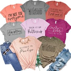 Custom Design Shirts, Graphic Sweatshirt, T Shirt, Must Haves, Screen Printing, Things To Think About, Vibrant Colors, Love, Tees
