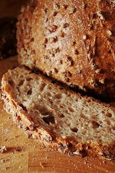 Sourdough Bread, Artisan Bread, Banana Bread, Bakery, Food And Drink, Cooking Recipes, Breads, Desserts, Entertainment