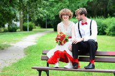 Fotoeditoriál: Svatební focení - Novinky - PoshMe - e-shop se vším, o čem ženy sní Retro, Wedding, Valentines Day Weddings, Rustic, Weddings, Marriage, Mid Century, Mariage