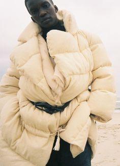 That coat tho...