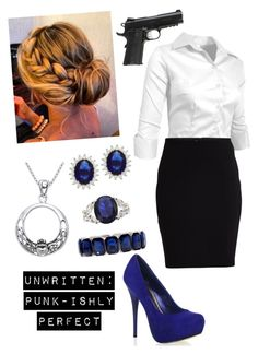 """""""Unwritten: Jenny (Jen)"""" by punkishly-perfect-in-every-way ❤ liked on Polyvore"""