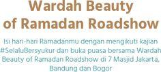Ramadan 1440H | Wardah Beauty Cosmetics - Wardahbeauty.com Ramadan, Cosmetics, Beauty, Beauty Illustration
