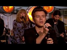 Harry Styles performs 'Sweet Creature' (LIVE BBC The One Show) - YouTube