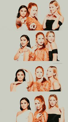 Riverdale Cast, Lili Reinhart, Archie, It Cast, Movies, Movie Posters, Madelaine Petsch, Veronica, Pictures