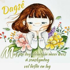 Goeie More, Afrikaans Quotes, Cute Illustration, Good Morning, Bible Verses, Good Day, Bonjour, Bom Dia, Scripture Verses