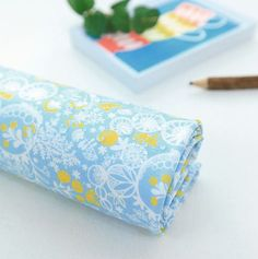 Laminated Scandinavian Style Sky Blue Design by luckyshop0228, $19.75