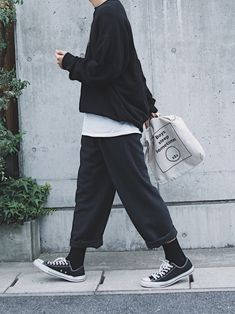 dさんのコーディネート Feminine Fashion, Feminine Style, Simple Style, Minimal Fashion, Minimal Clothing, Normcore Fashion, Hijab Fashion, Asian Fashion, Fashion Tips