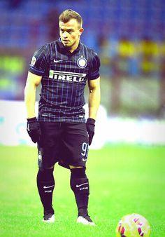 Shaqiri - Inter