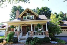 Storybook Bungalow with Bonus - 18240BE | 2nd Floor Master Suite, Bonus Room, Bungalow, CAD Available, Cottage, Country, Craftsman, Den-Office-Library-Study, Jack & Jill Bath, Northwest, PDF, Photo Gallery, Traditional | Architectural Designs