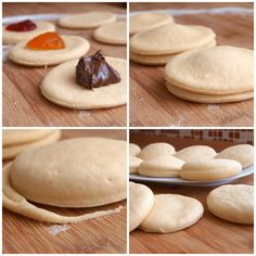 Plněné koblihy - Avec Plaisir Hamburger, Bread, Food, Brot, Essen, Baking, Burgers, Meals, Breads