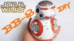 BB 8 Fofucho de Foamy o Goma eva / Diy  Craft