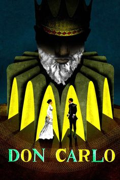 Brian Stauffer - Vancouver Opera Posters