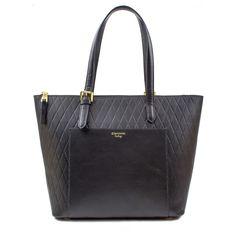 Bag / bolsas Bolsa de ombro Bolsa de couro dulce carmim preto - Carmim Store